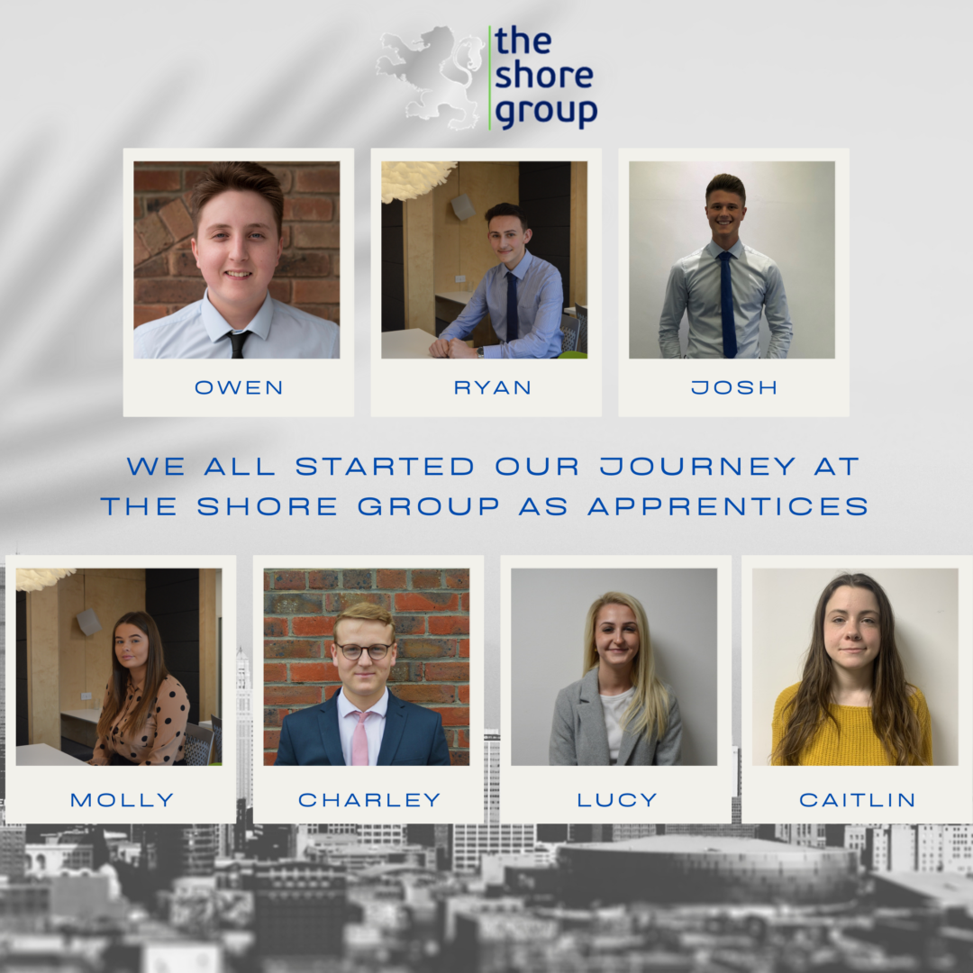 The Shore Group Celebrate National Apprenticeship Week